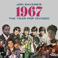 JON SAVAGE'S 1967-THE YEAR POP DIVIDED  ARETHA FRANKLIN/SONNY&CHER/+  2 CD NEUF