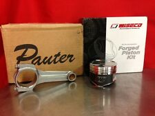 Pauter Rods TOY-220-510-1380F Wiseco Piston K615M865 Toyota MR2 Celica GT4 3SGTE