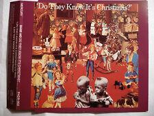 "Band Aid Do They Know It's Christmas? Midge Ure Bob Geldof 3"" Single-CD Japan!"