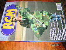 RCM n°147 plan encart Vortex Fun Fly Foka 4 Me 163Komet