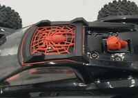 TRAXXAS RUSTLER 4X4 SKID PLATE ENHANCEMENT (SPIDER) 7 COLORS AVAILABLE