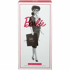 Barbie Collector: Busy Gal Doll, 1960'S Reproduction, 11.5-Inch