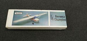 Precedent Aeronca  Champ 1/4 scale Radio Control Balsa Kit
