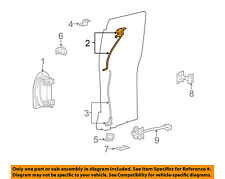 MAZDA OEM 01-07 B3000 Rear Door-Lock or Actuator Latch Release 1F9088459A