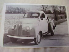 1947 STUDEBAKER PICKUP TRUCK  11 X 17  PHOTO   PICTURE