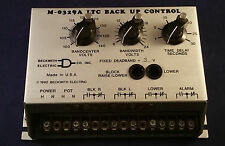 Beckwith Electric  M-0329A ltc Back Up Control Excellent (C11B5)