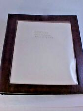 """E-Z Mount Needlepoint Notebook 3 Ring Binder 1"""" Capacity for 8 5/8 x 10 1/8"""