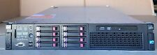 HP ProLiant DL380G7/2xQuadCore 2.5 Ghz E5620 /72GB /8 x146 GB 10K P410 W/H RAILS