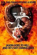 Jason va en enfer Poster 01 A4 10x8 photo print