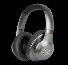 JBL Everest Elite 750NC Over-Ear ANC Wireless Bluetooth Headphones Gun Metal