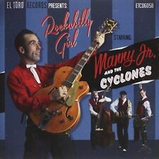Manny Jr And The Cyclones - Rockabilly Girl [CD]