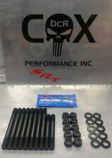 DCR Dodge Neon SRT-4 Main Stud Kit ARP Custom for use with DCR Crank Strap Kit