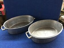 Household Institute Cookware Used Lot Of Two
