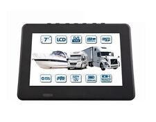"Motorhome Caravan Boat 12v 7"" Inch Portable LCD Freeview TV 12 Volt USB PVR"