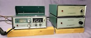 Heathkit HW-2036A  2 Meter Transceiver with Manual and Power Supplies
