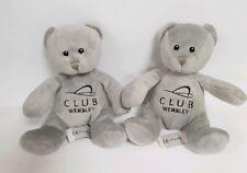 Wembley Teddy Bear Pair Plush Toys