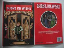 Suske en Wiske nr 351 EERSTE DRUK  Februari  2020