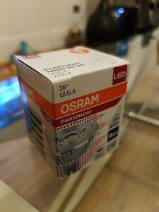 1x Osram LED Parathom MR16 GU5.3 2700K Warm White (Made in Germany)