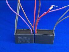 CBB61 1.5UF+1UF+2UF 450 V AC Small Generator Capacitor 50/60Hz