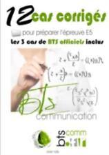 Cas de Bts Communication Corrigés by Olivier Nallis (2013, Paperback)