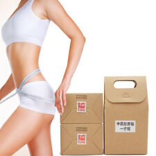 40pcs/box Slimming Patch Chinese Medicine Fat Burning Button Lose Weight Patch