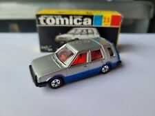 TOMICA 23 - TOYOTA SPRINTER CARIB [BLUE/ SILVER] MINT VTHF MADE IN JAPAN