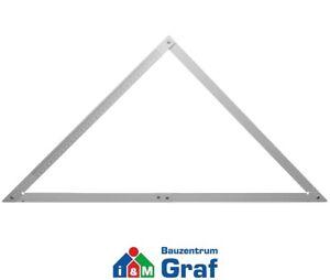 HaWe Bauwinkel Winkelmesser Alu zusammenklappbar, mit metrischer Skala /#852180