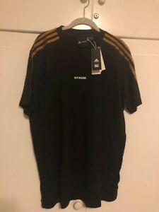 Ivy Park Adidas Drip 2 3-Stripes T-Shirt Medium New with Tags Gender Neutral