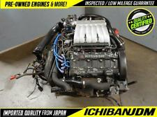 JDM MITSUBISHI 3000GT TURBO MOTOR 6G72 5 SPEED AWD MT 90 91 92 STEALTH GTO GETRA