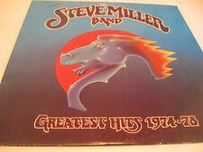 Steve Miller Band Greatest Hits 1974-78 Capitol SOO-18872 Vinyl Record LP