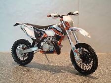 1:12 2015 KTM 300EXC 300 exc ex-c MOTOCROSS ENDURO MODELLO 2 TEMPI ARGENTINA