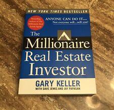 The Millionaire Real Estate Investor by Gary Keller - BRAND NEW