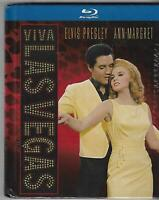 Viva Las Vegas (Blu-ray Disc, 2014, 50th Anniversary DigiBook) Elvis Presley New