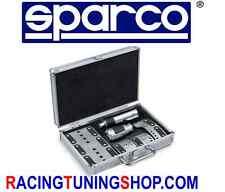 SPARCO KIT TUNING BOX POMELLO PEDALIERE POGGIAPIEDE LEVA FRENO A MANO TUNING