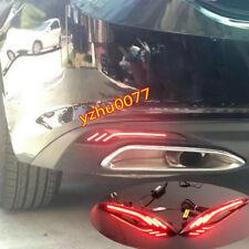 2019-2020 For Chevrolet Malibu LED Rear Bumper Turn Signal /Brake Warning Light