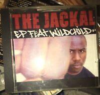 Wildchild The Jackal EP (CD, EP Industry RecordsCat# IR-00082 LOOTPACK MADLIB