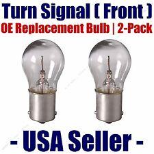 Front Turn Signal/Blinker Light Bulb 2pk Fits Listed Volkswagen Vehicles - 7506