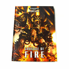 CHAOS SPACE MARINES campaign BOOK Crusade of fire army rules warhammer 40k OOP