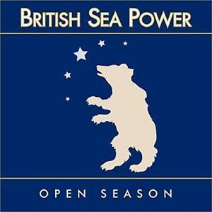 "British Sea Power (BSP) - Open Season (NEW 12"" VINYL LP)"