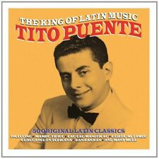 TITO PUENTE - KING OF LATIN MUSIC 2 CD NEW+
