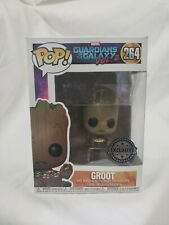 Guardians of the Galaxy Vol. 2 Groot w/ Candy Bowl US Pop! Collectable Figure