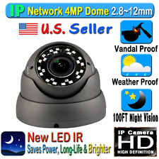 "IP Camera 4MP 1080P 1440P 1/3"" SONY CMOS  Varifocal Outdoor 4 Mega pixels CCTV"