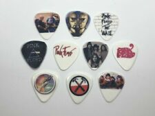 Pink Floyd Guitar Picks Set (10 picks/10 diferent designs) New Sealed