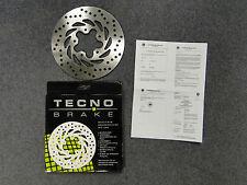 TECNO Bremsscheibe vorn BENELLI Adiva 125 150 00-06 TBBD2825 front brake disc