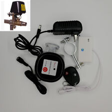 Wireless Water Leakage Detector with Auto Stop Valve Controlle Leaking Detection