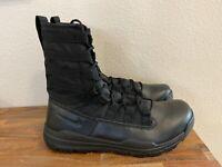 "NIKE SFB GEN 2 8"" BLACK MILITARY COMBAT TACTICAL BOOTS 922474-001 MENS SIZE 10.5"
