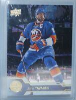 2016-17 Upper Deck Silver Foil #121 John Tavares New York Islanders