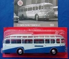 n° 56 LANCIA ESATAU P Bianchi Autobus et Autocar du Monde an. 1953 1/43 Neuf NEW
