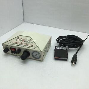 Zephyrtronics ZT5100 AirMill Dispenser 110-115VAC, Pressure Gauge 0-100psi