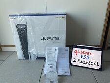 Sony PS5 Blu-Ray Edition Console + 2 anni di garanzia, NUOVA MAI APERTA.